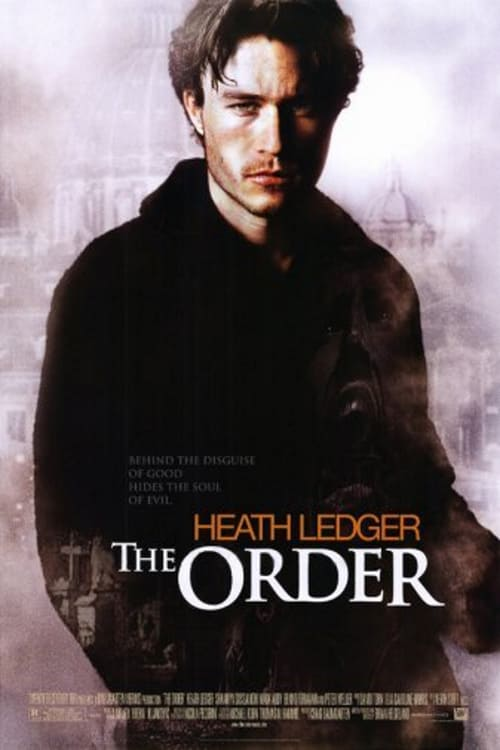 The Order - Movie Poster