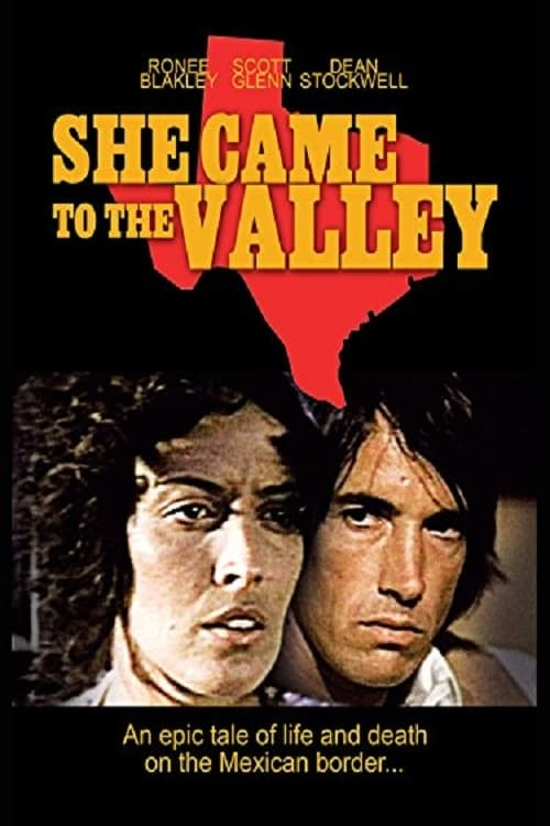 She Came To The Valley - Movie Poster