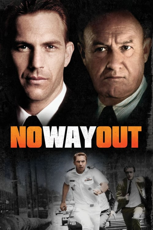 No Way Out - Movie Poster