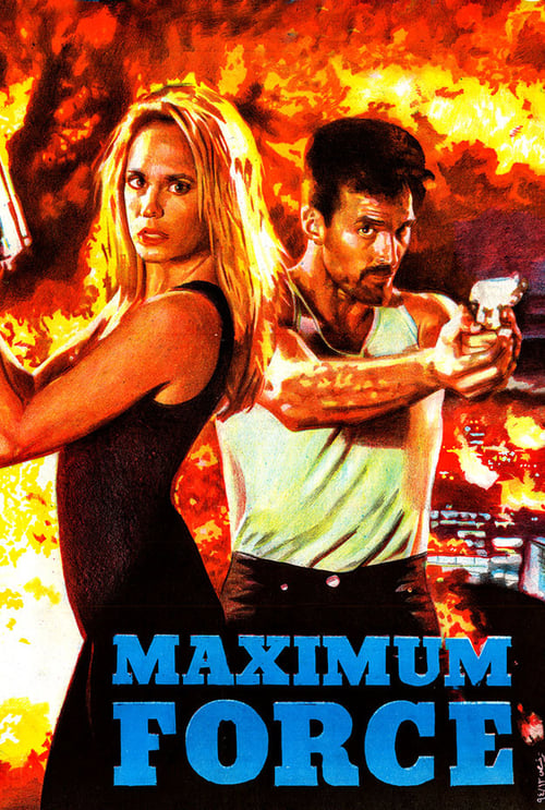 Maximum Force - Movie Poster