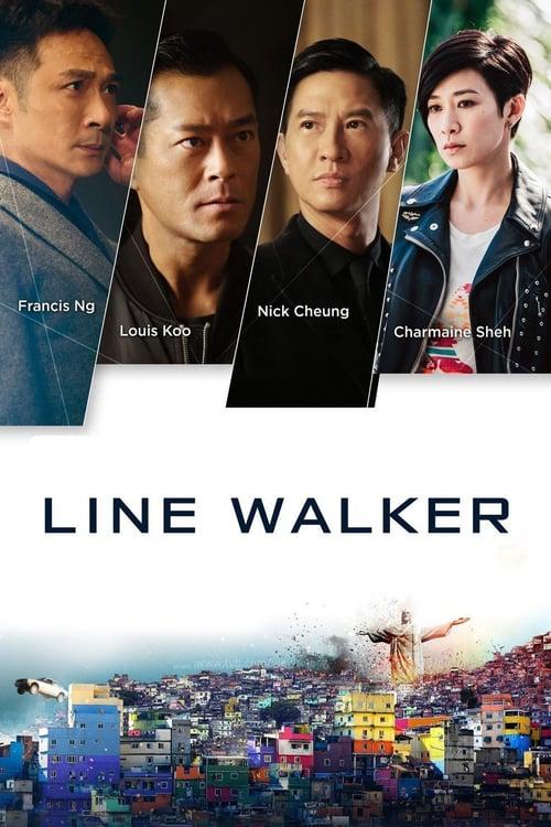 Line Walker - Movie Poster