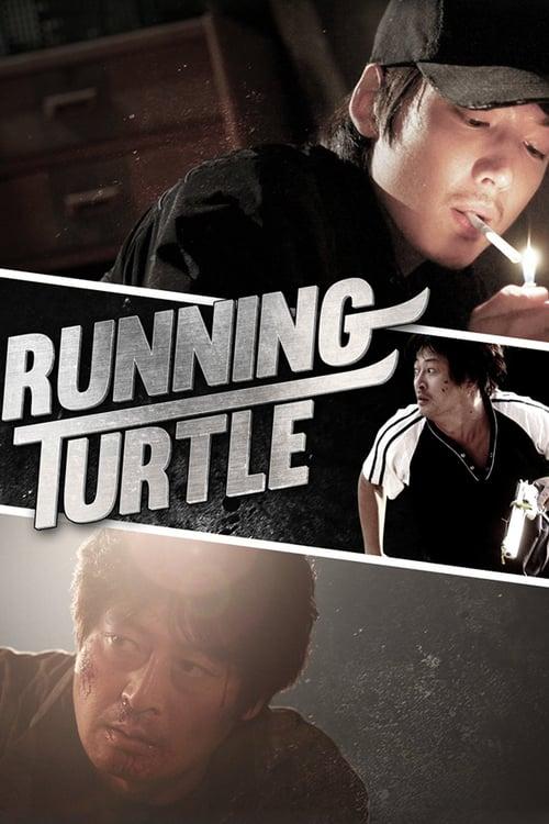 Running Turtle - Movie Poster
