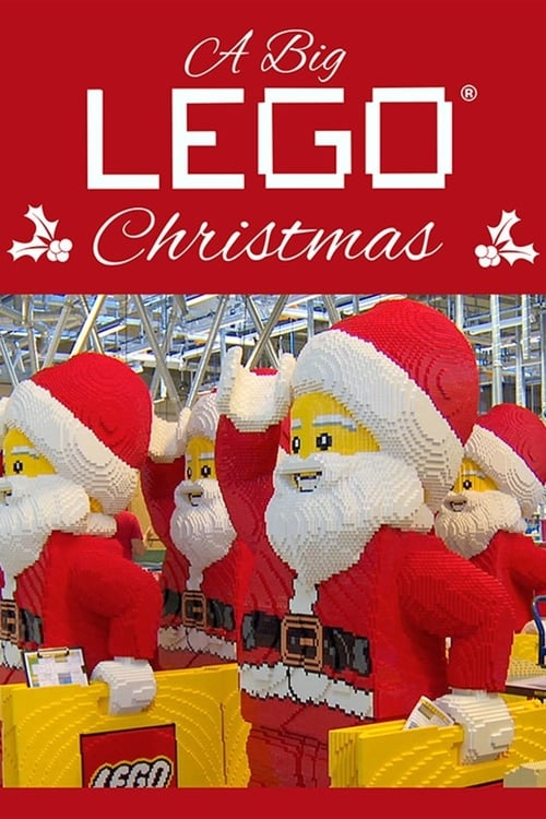 A Big Lego Christmas - Movie Poster