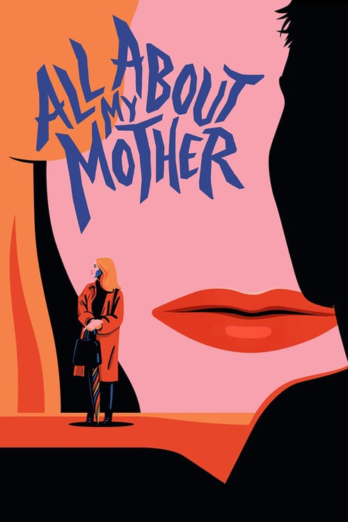 All About My Mother - Movie Poster