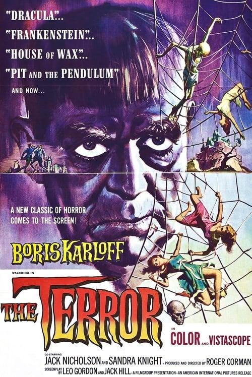 The Terror - Movie Poster