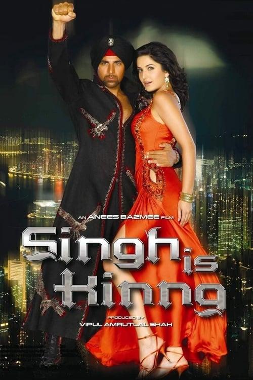 Singh Is Kinng - Movie Poster