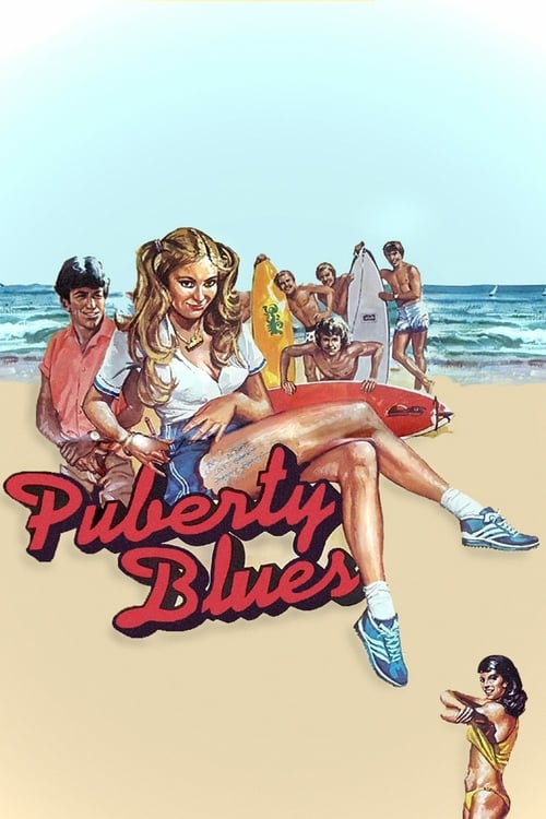 Puberty Blues - Movie Poster