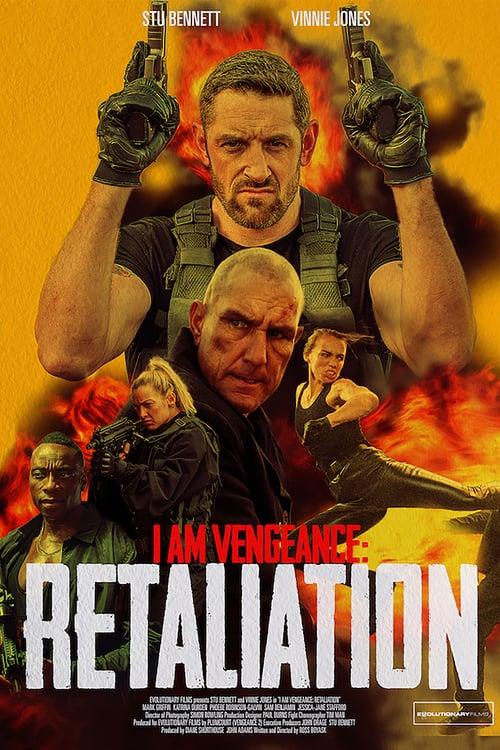 I Am Vengeance: Retaliation - Movie Poster