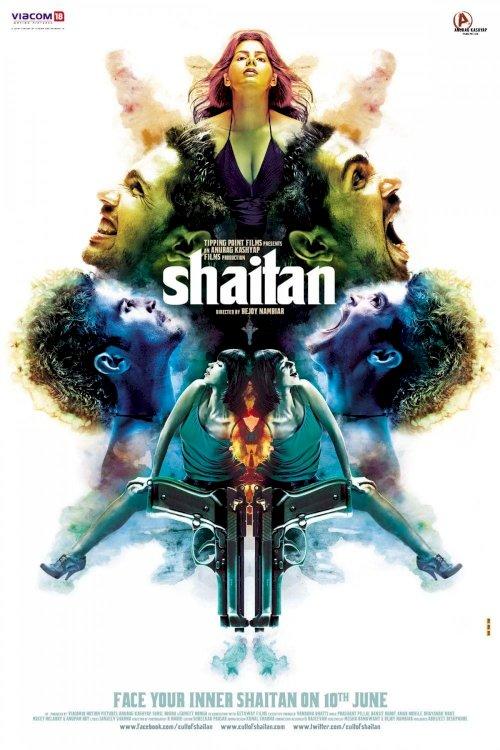 Shaitan - Movie Poster
