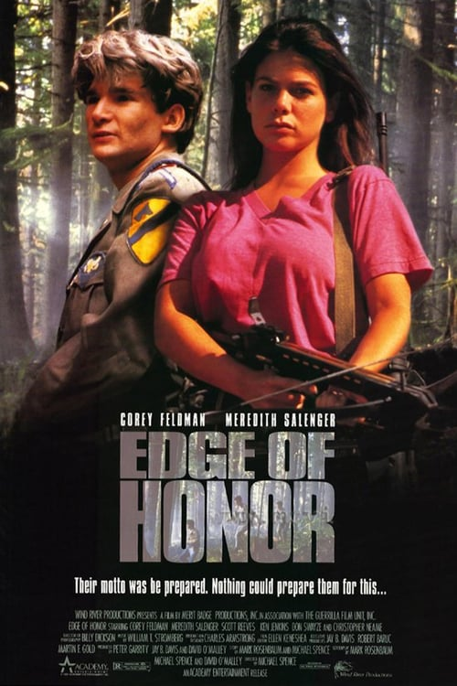 Edge of Honor - Movie Poster