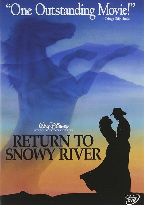 The Man From Snowy River II - Movie Poster