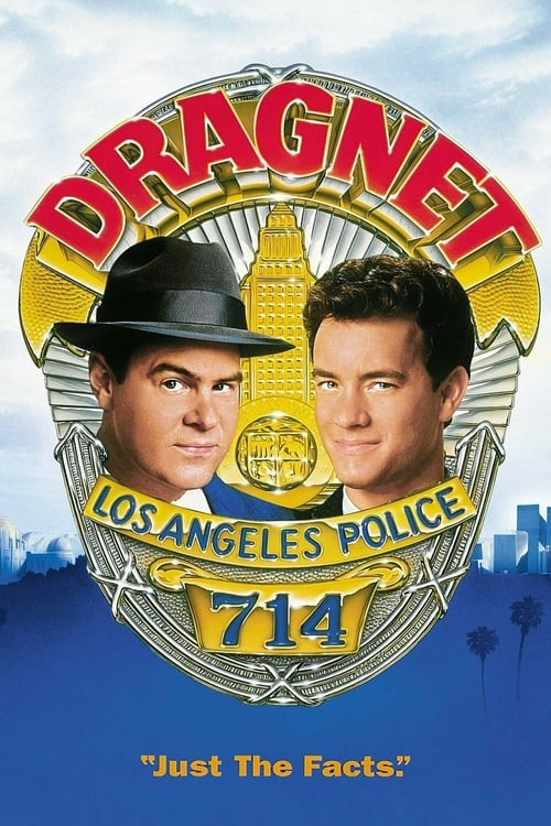 Dragnet - Movie Poster