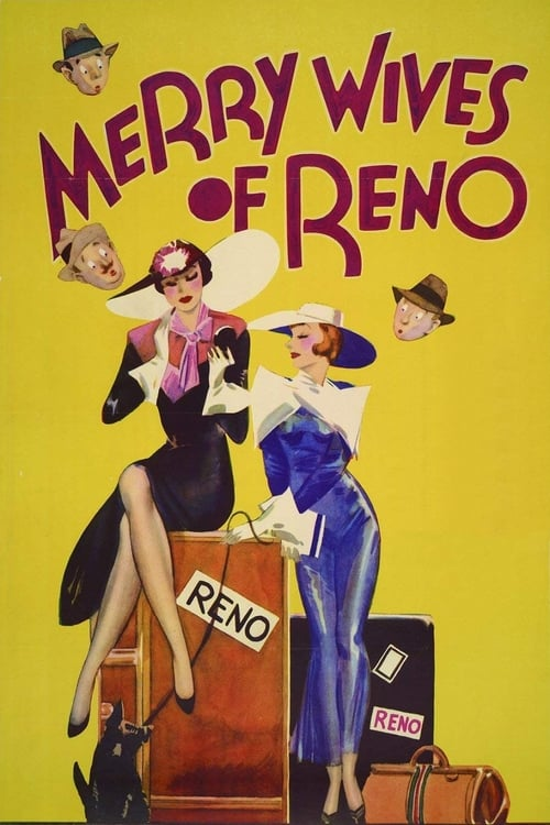 Merry Wives of Reno - Movie Poster