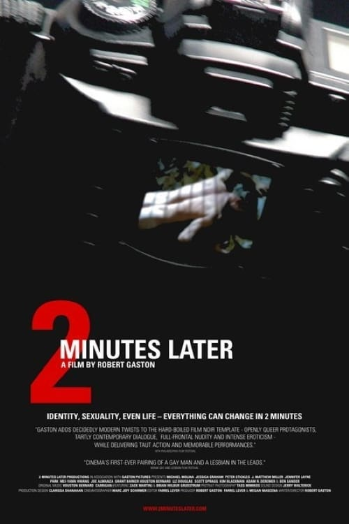2 Minutes Later - Movie Poster