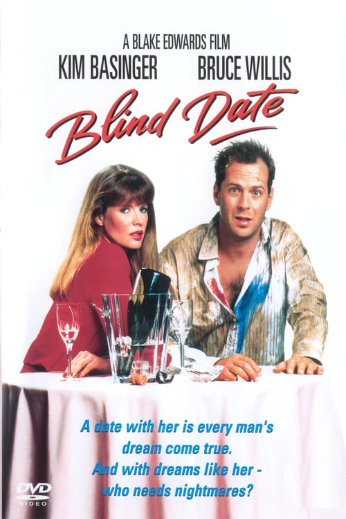 Blind Date - Movie Poster