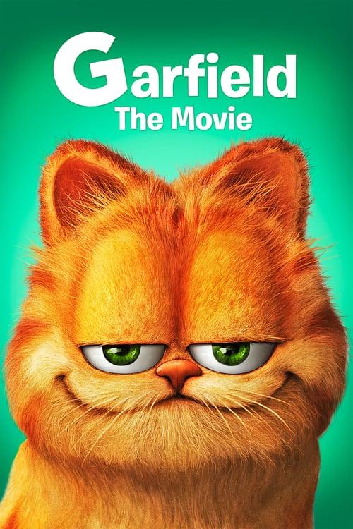 Garfield - Movie Poster