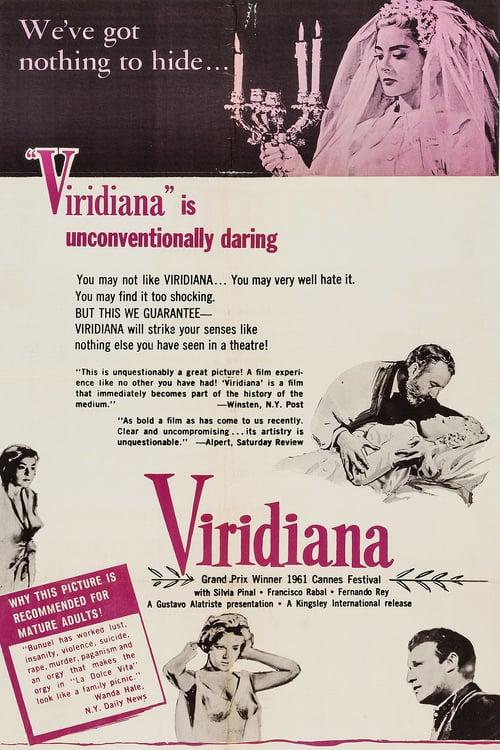 Viridiana - Movie Poster