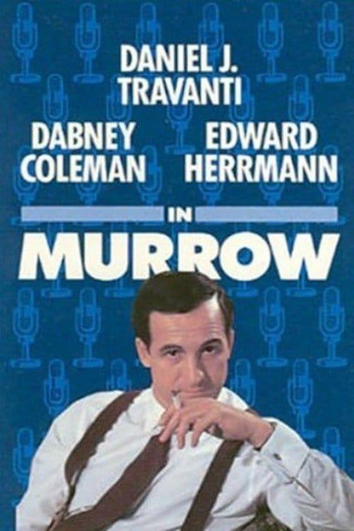 Murrow - Movie Poster