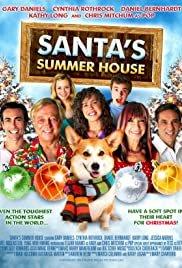 Santa's Summer House - Movie Poster