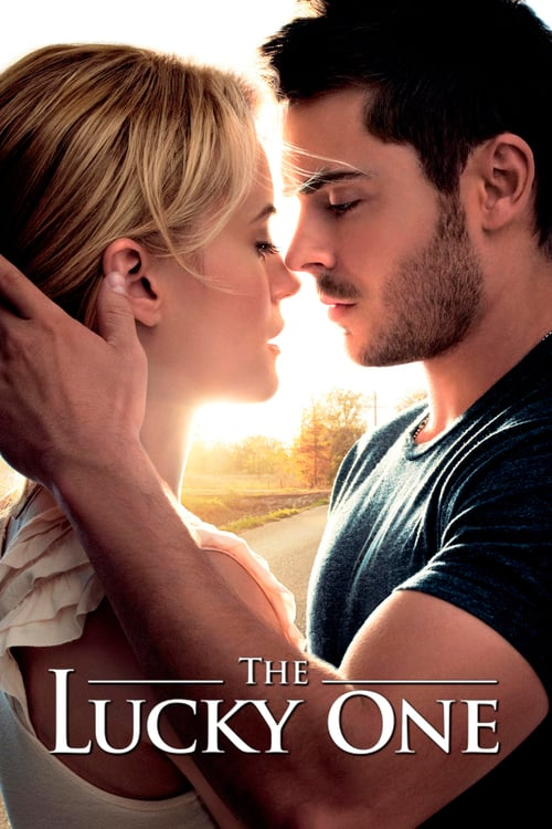 The Lucky One - Movie Poster