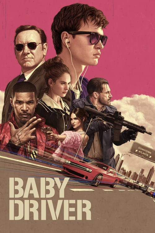 Baby Driver - Movie Poster