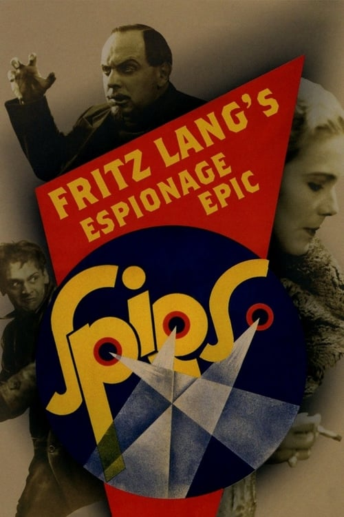 Spies - Movie Poster