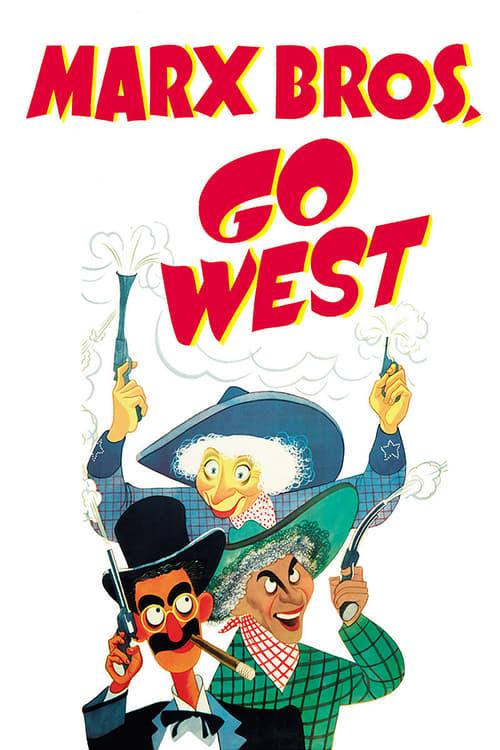 Go West - Movie Poster