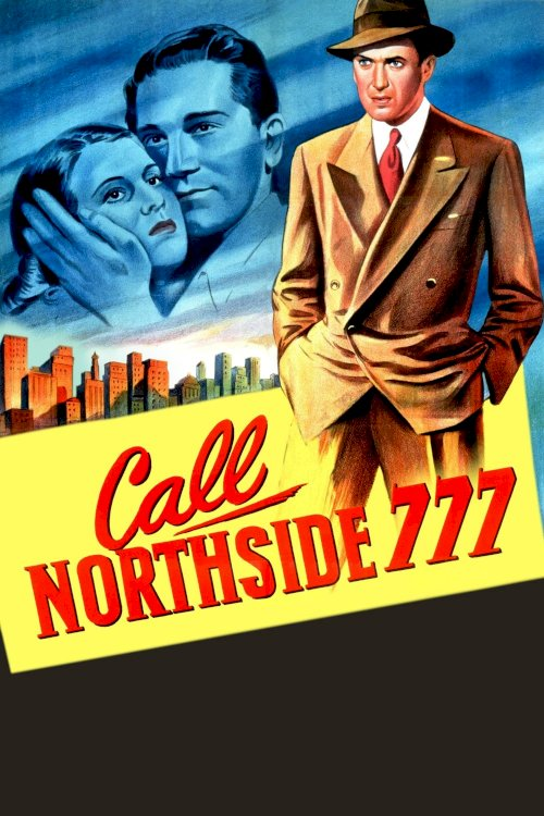 Call Northside 777 - Movie Poster