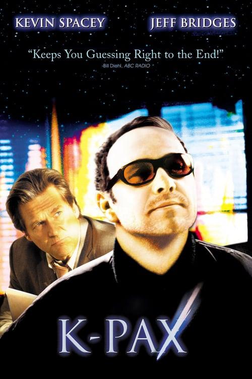 K-PAX - Movie Poster