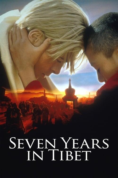 Seven Years in Tibet - Movie Poster