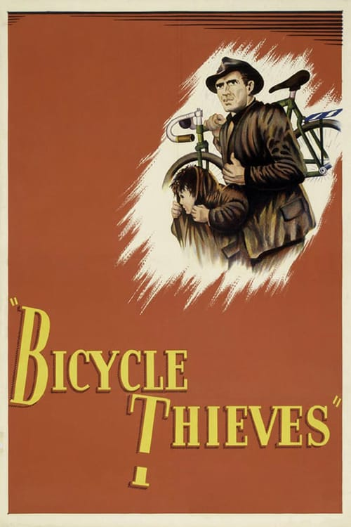 Bicycle Thieves - Movie Poster