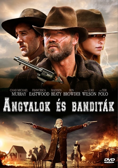 Outlaws and Angels - Movie Poster