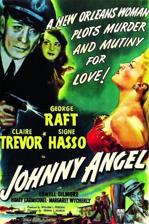 Johnny Angel - Movie Poster