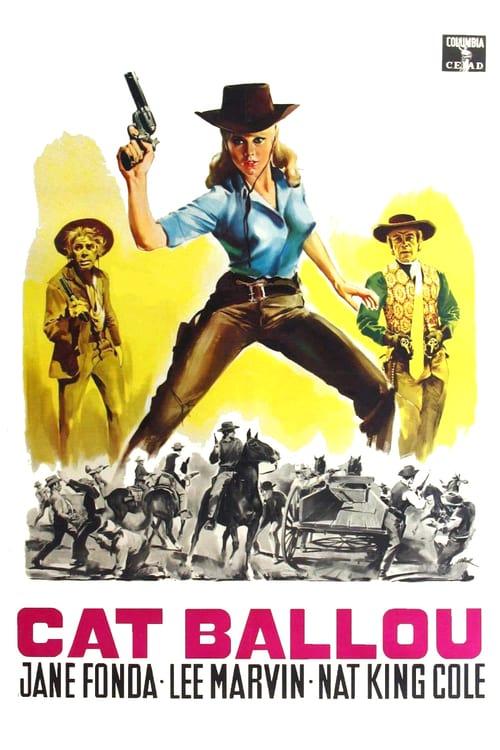 Cat Ballou - Movie Poster