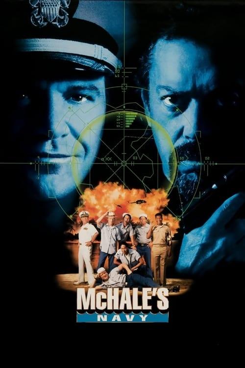 McHale's Navy - Movie Poster