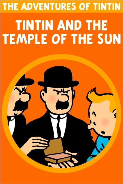 Tintin and the Temple of the Sun - Movie Poster