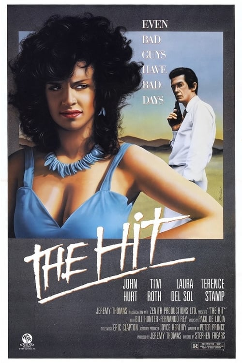 The Hit - Movie Poster