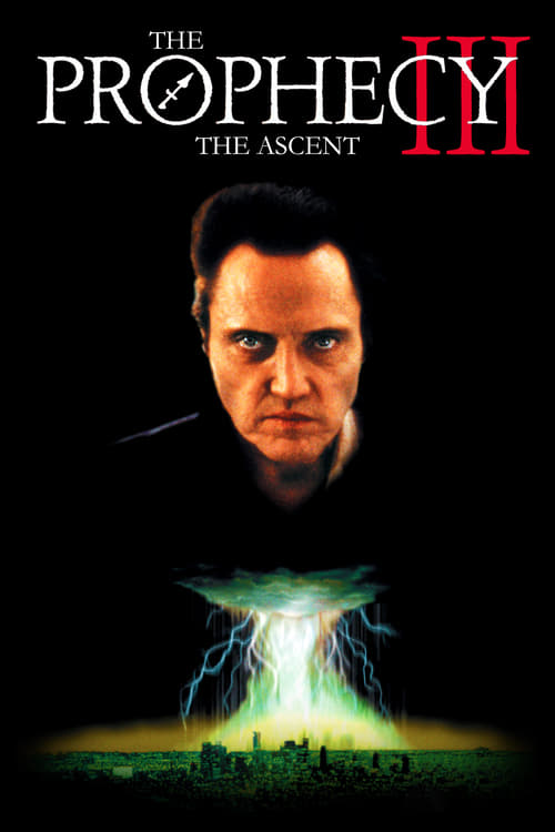 The Prophecy 3: The Ascent - Movie Poster