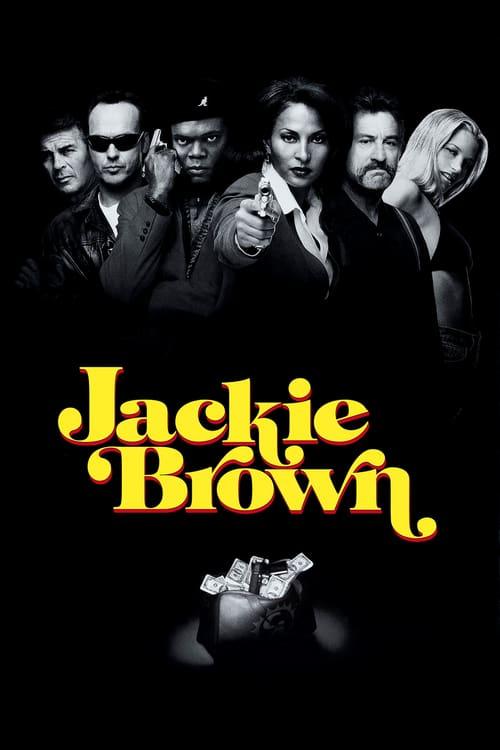 Jackie Brown - Movie Poster
