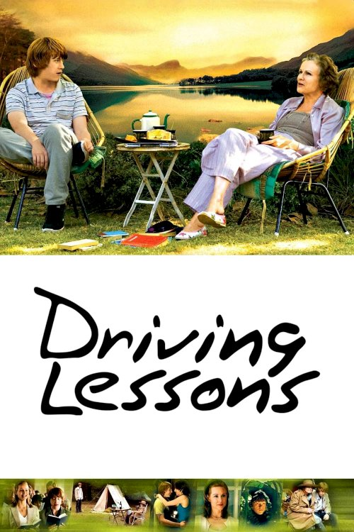 Driving Lessons - Movie Poster