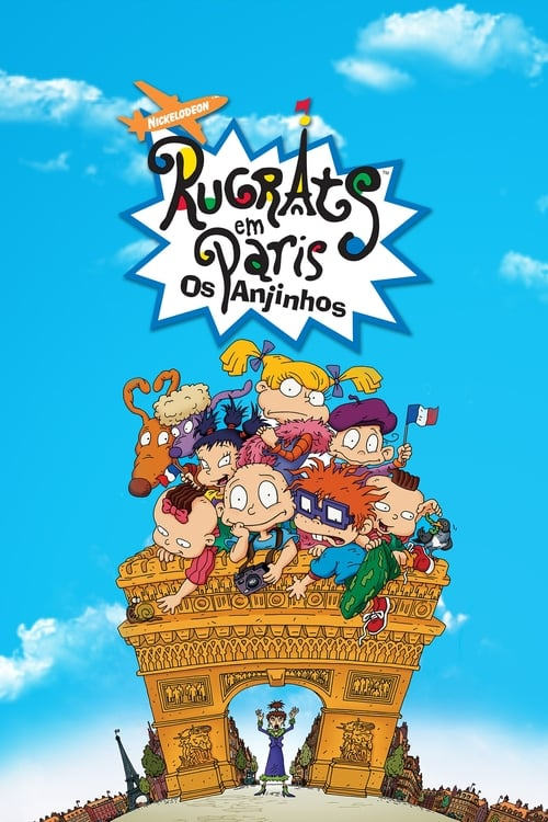 Rugrats in Paris: The Movie - Movie Poster
