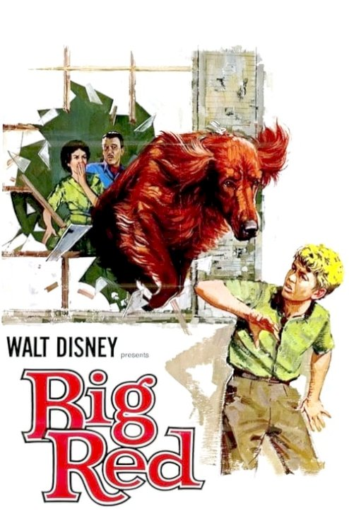 Big Red - Movie Poster