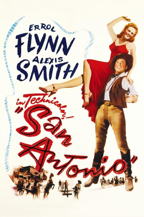 San Antonio - Movie Poster