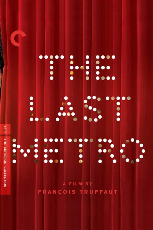 The Last Metro - Movie Poster
