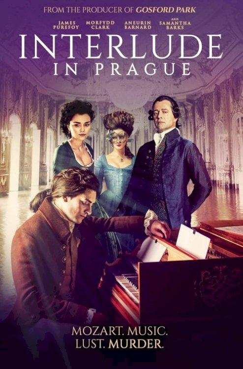 Interlude In Prague - Movie Poster