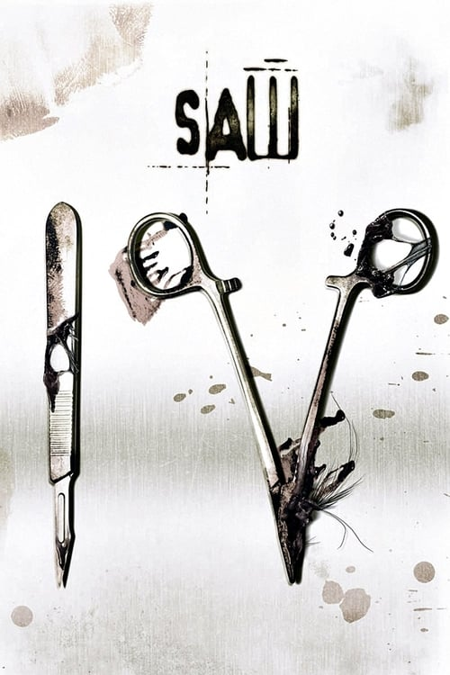 Saw IV - Movie Poster
