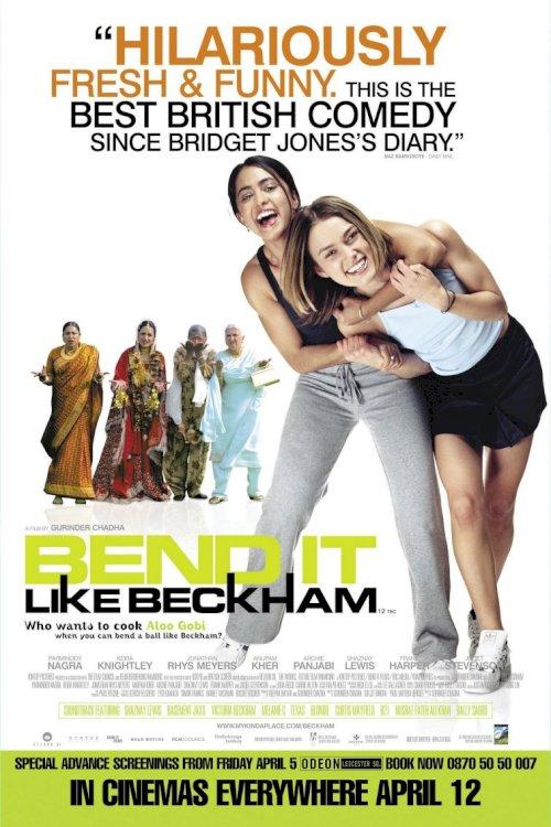 Bend It Like Beckham - Movie Poster
