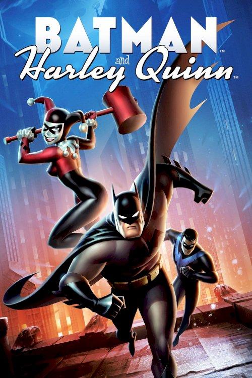 Batman and Harley Quinn - Movie Poster