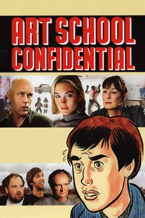 Art School Confidential - Movie Poster