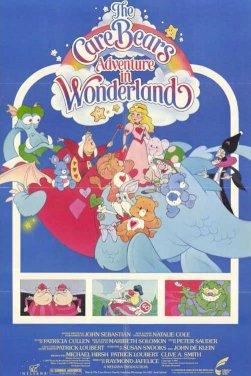 The Care Bears Adventure in Wonderland - Movie Poster